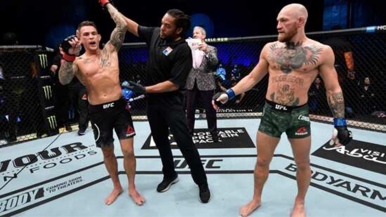 """""""I was not as confident as I need to be"""": Conor McGregor reacts after losing to Dustin Poirier at UFC 257"""