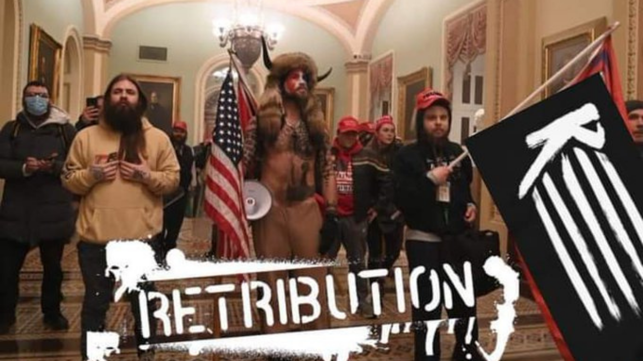 T-Bar and Reckoning react to Retribution being compared to Capitol Building Rioters