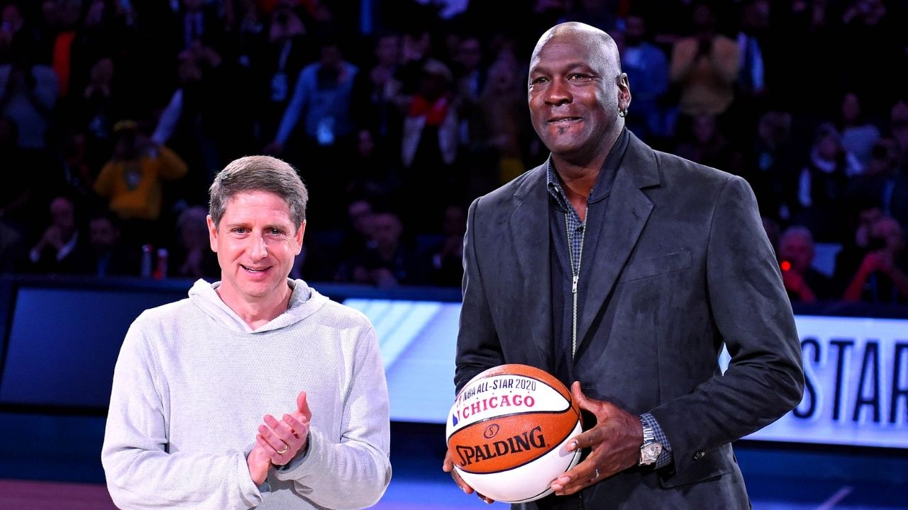 """""""Larry Bird and Magic Johnson had never won 3 in a row"""": Michael Jordan reveals motivation for threepeat and why it was his biggest achievement"""