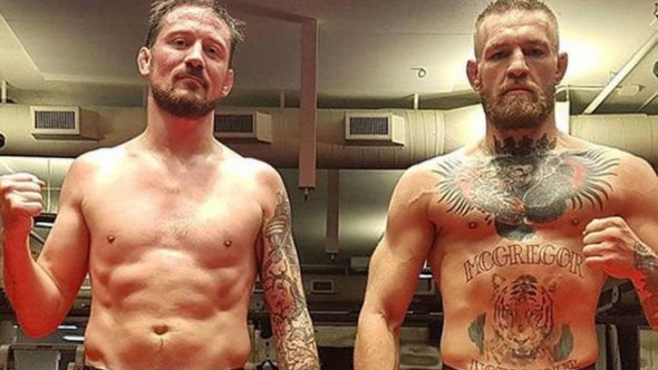 """""""Training mostly in orthodox plans"""": Conor McGregor's coach accidentally leaks gameplan for UFC 257, later requests to delete the part from recording"""