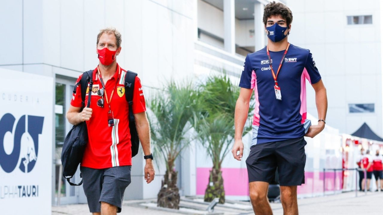"""""""Vettel may spur him on""""- Eddie Jordan compares Lance Stroll situation to Charles Leclerc"""