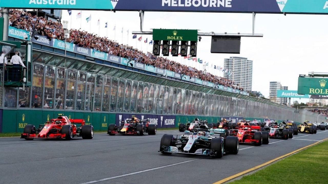 Australian Grand Prix: F1 season opener sees threat amidst COVID-19 concerns