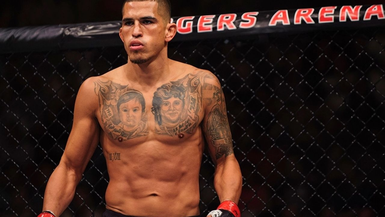 Anthony Pettis is in high spirits ahead of his PFL debut