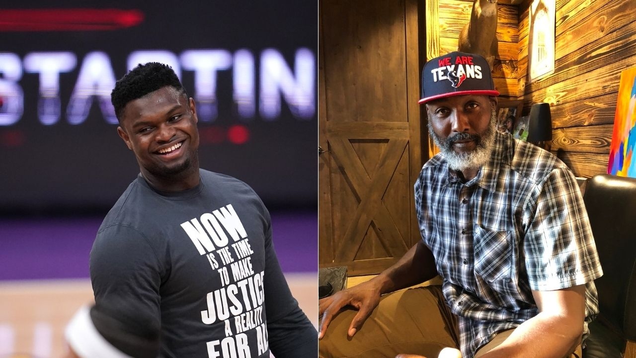 """""""Zion Williamson needs to be averaging 40 minutes a game"""": Karl Malone speculates that Pelicans' no. 1 pick is nursing an injury"""