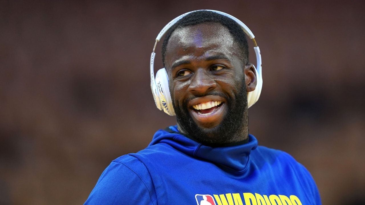 """""""Most people don't know sh*t about basketball"""": Warriors DPOY Draymond Green goes off on a rant about how players like him aren't appreciated enough"""