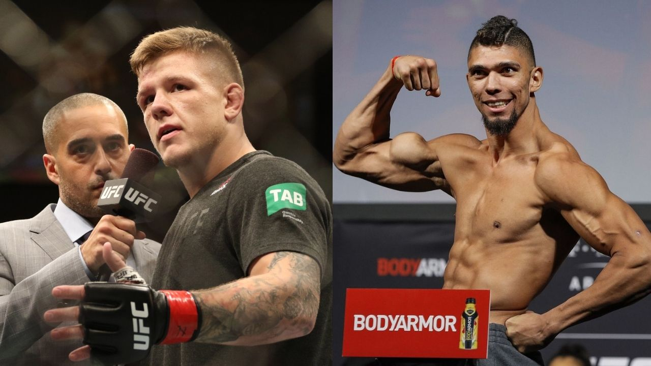 Jimmy Crute Vs. Johnny Walker: An Intriguing Light Heavyweight Fight Set For March 27, 2021