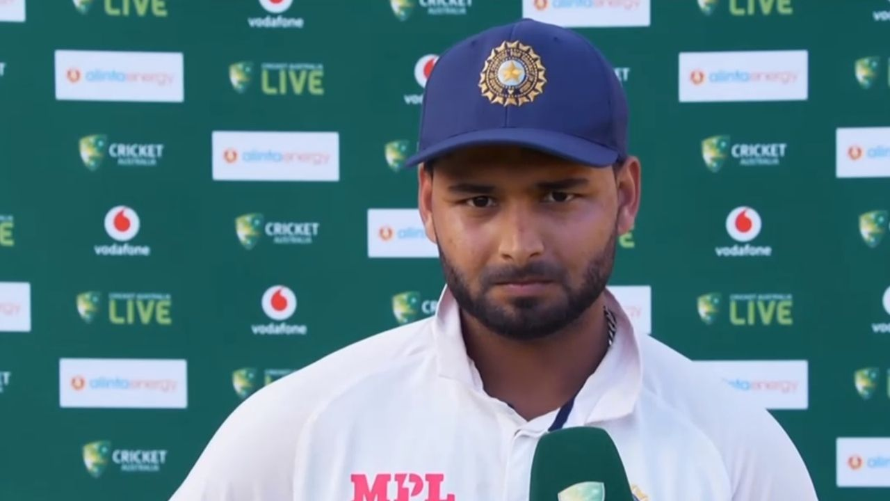 'One of the biggest things in life': Rishabh Pant reacts to historic victory vs Australia at the Gabba