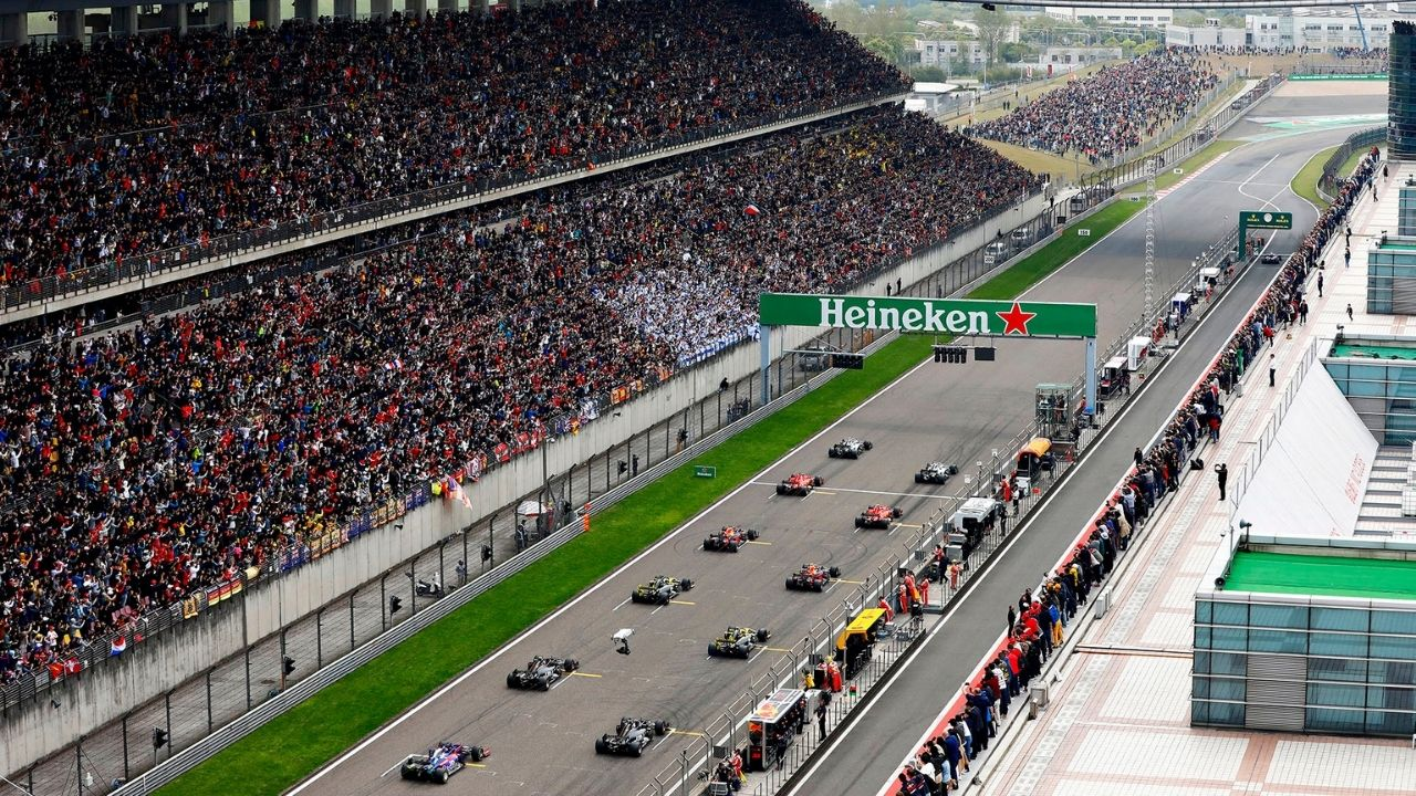 """""""We aim to swap it to the second half of the year""""- Chinese Grand Prix promoter inclined for race postponement"""