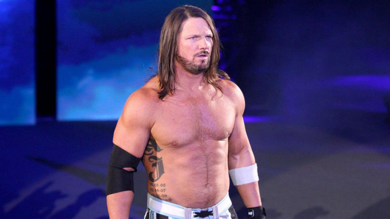 AJ Styles reveals why he used to dislike his name before