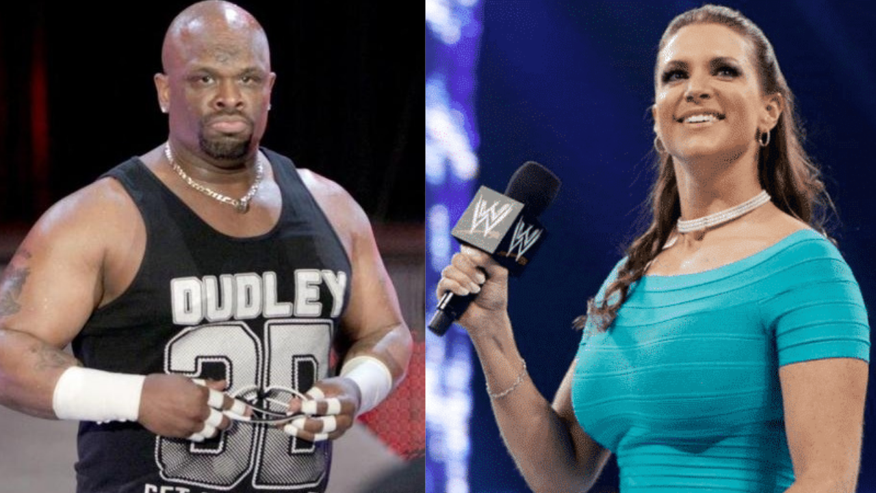 D-Von Dudley opens up on his infatuation with Stephanie McMahon