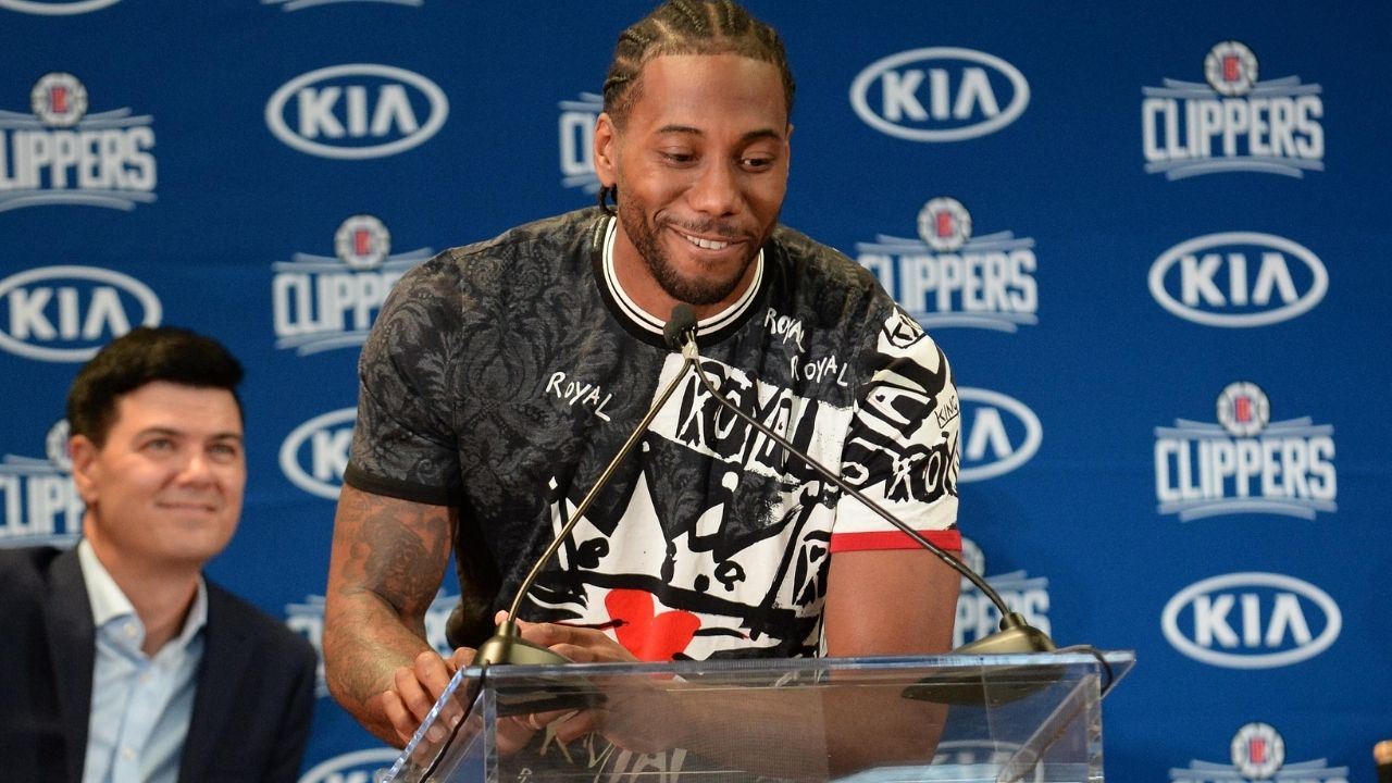"""""""It's all about being greedy and wanting more"""": Clippers star Kawhi Leonard explains why passing the 10,000 point mark meant nothing to him"""