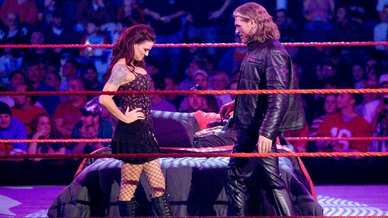 Lita reveals WWE forced her to perform live sex celebration with Edge on RAW