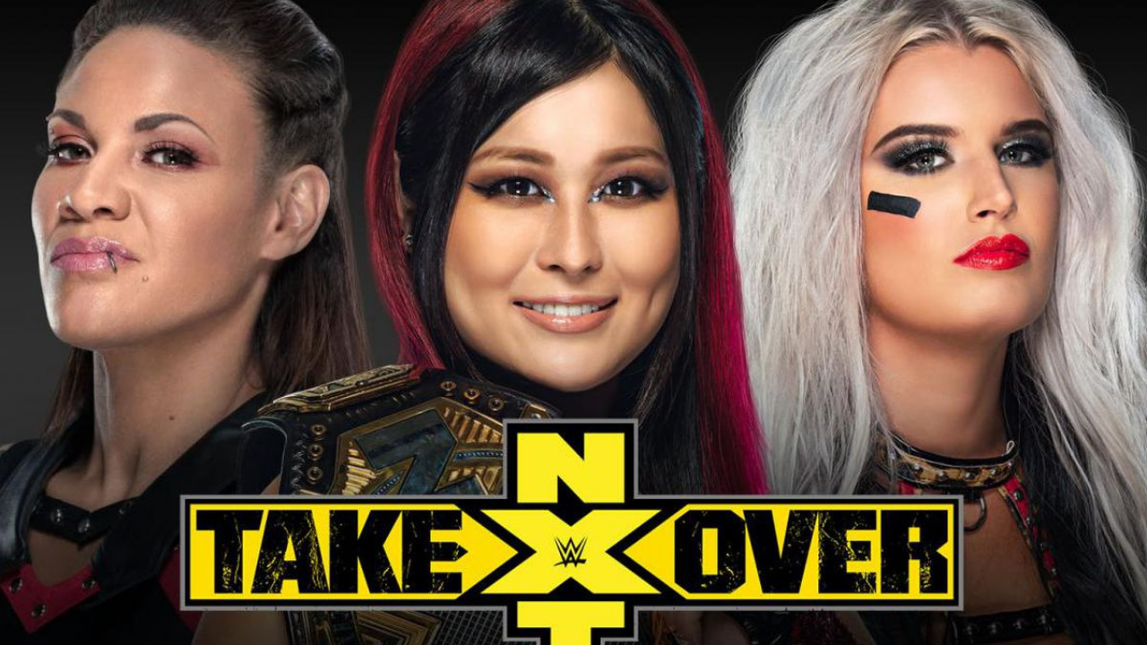 WWE announce NXT Women's Championship match for NXT TakeOver next month