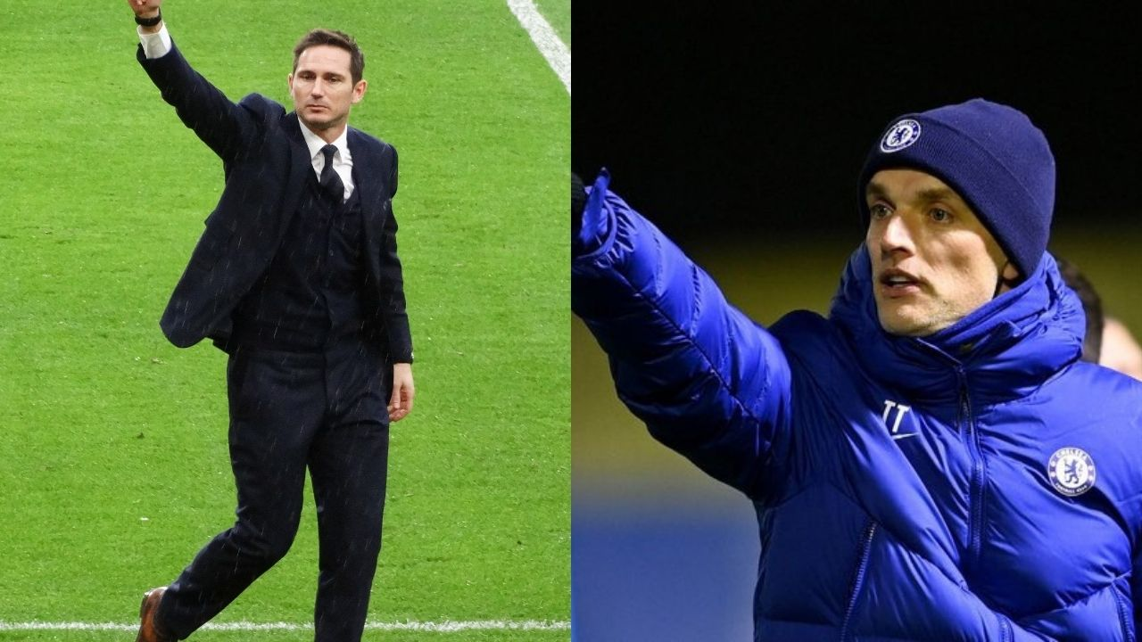 """I was huge fan of Frank Lampard"", Thomas Tuchel Reveals Frank Lampard's Message Of Support To Him"