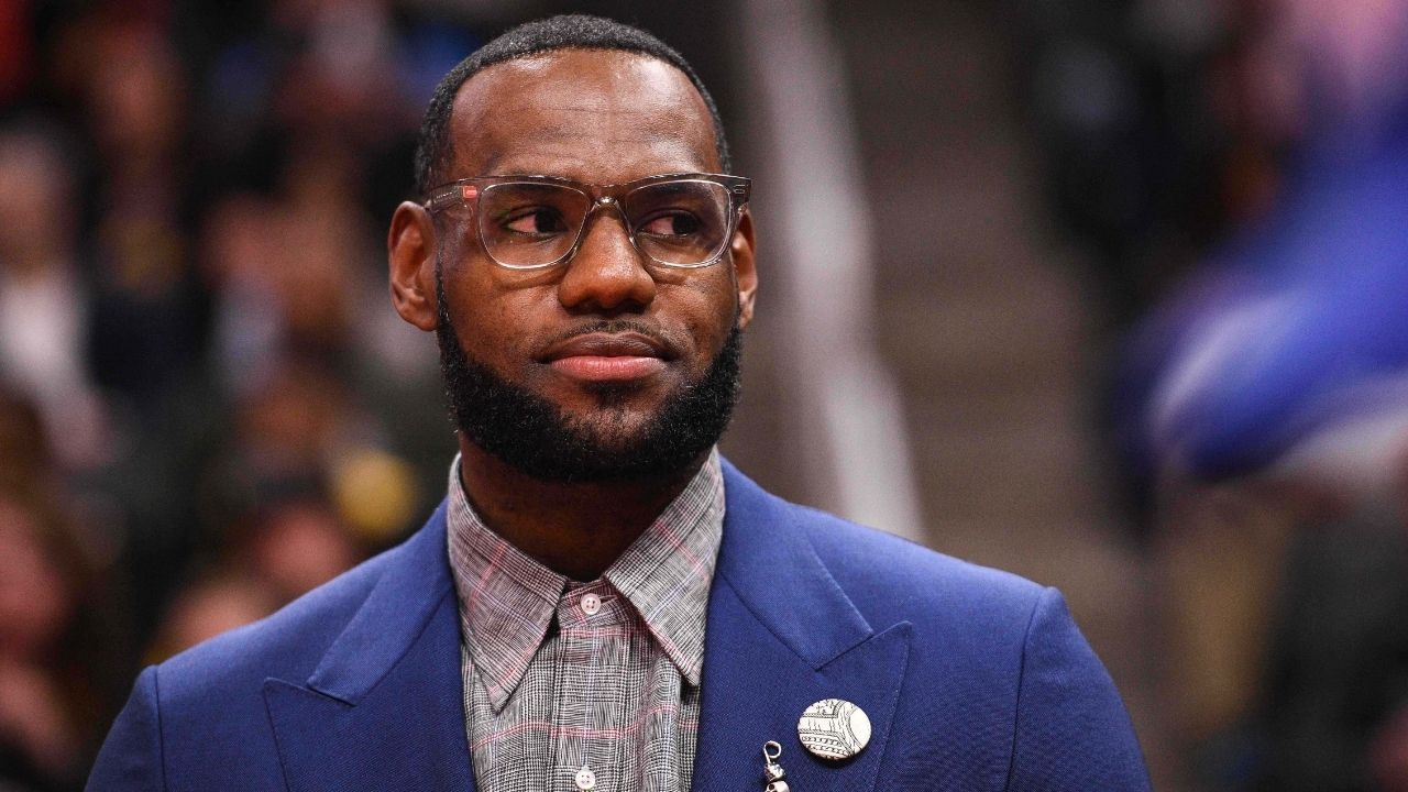 """""""Wish I was Justin Timberlake"""": LeBron James jokes about wanting to bank some time and extend his Lakers career"""