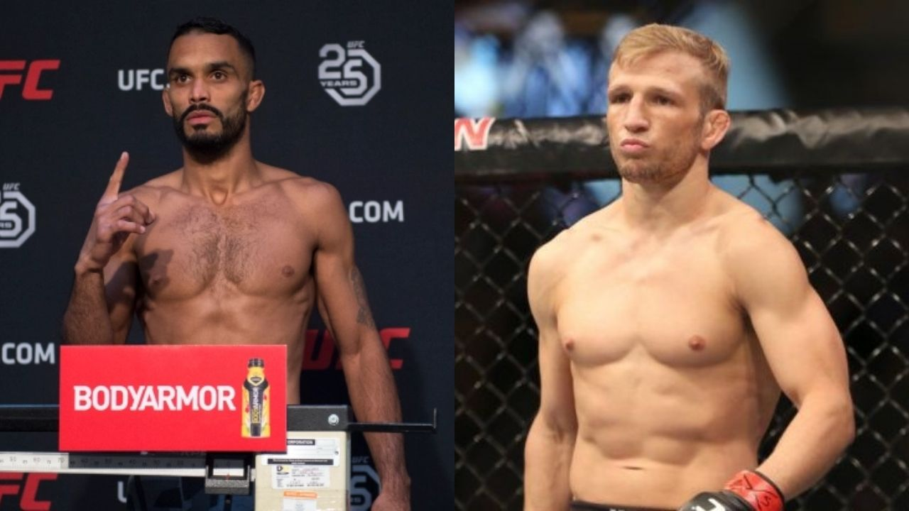 Rob Font offers to become the comeback opponent Of 'mentally broke already' TJ Dillashaw