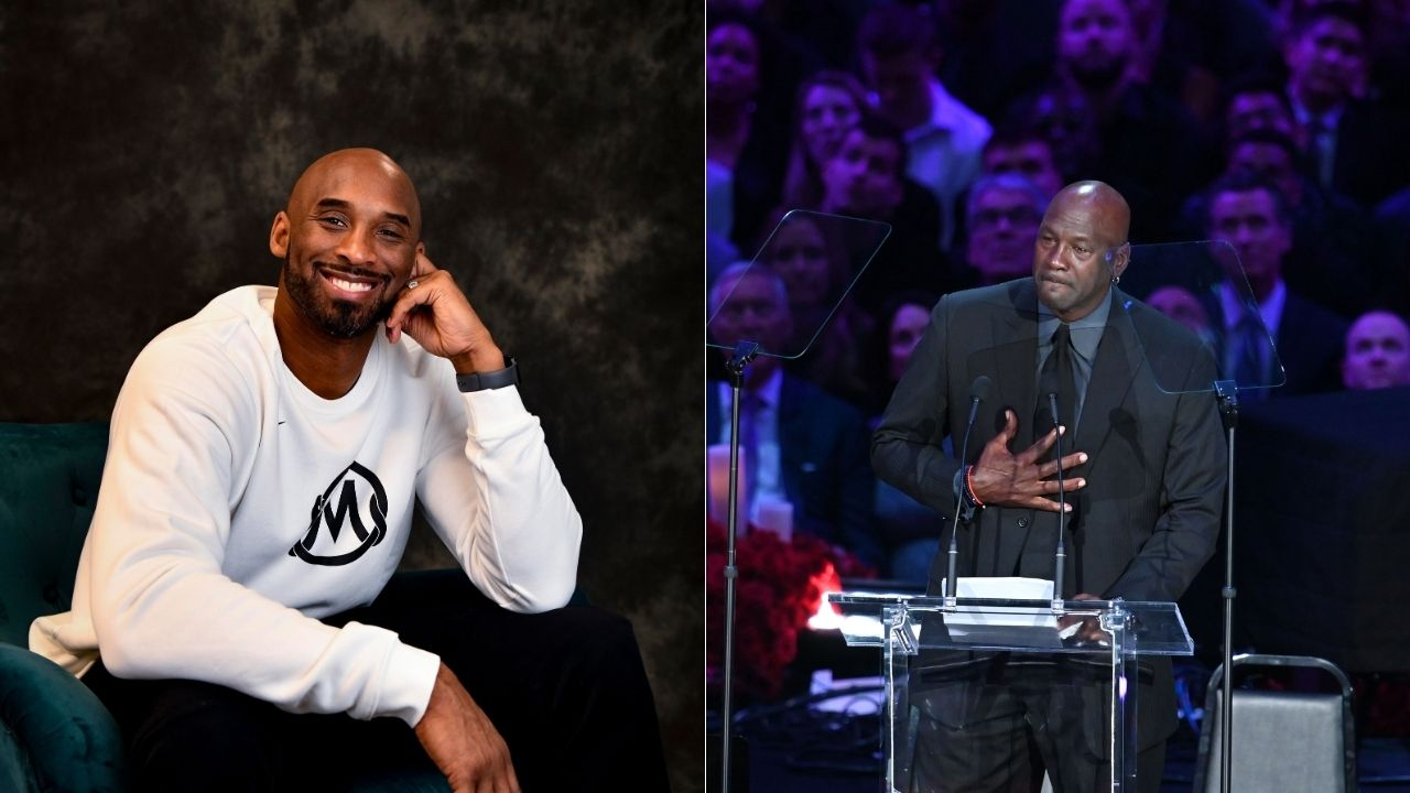 """""""Michael Jordan hired me not to explain, Kobe Bryant wanted to know everything"""": Trainer reveals the difference in approach between Bulls and Lakers legends"""