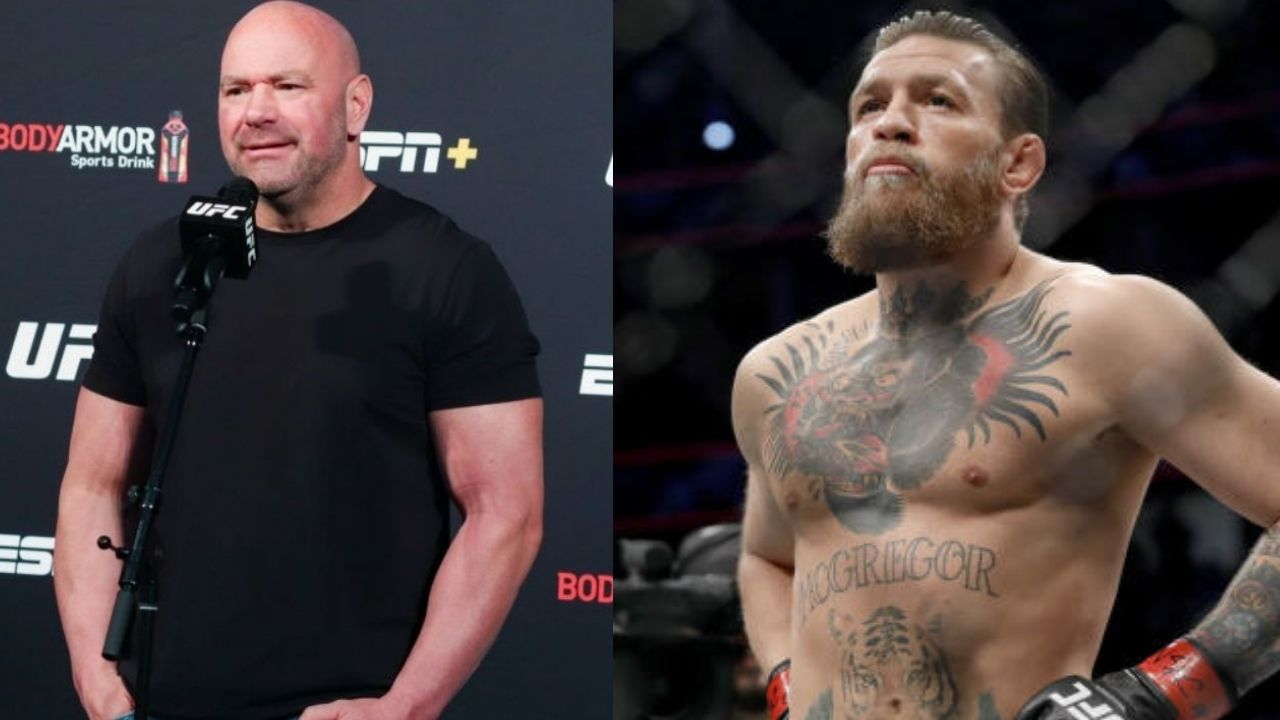 Dana White on Repaired Relationship with Conor McGregor: 'We're All Good'