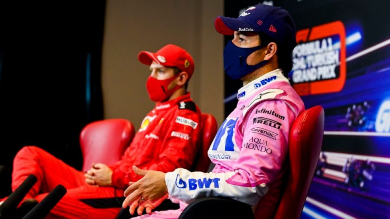 """""""I have no doubt that the team will be one of the strongest next year""""- Sergio Perez's prediction on his former team"""
