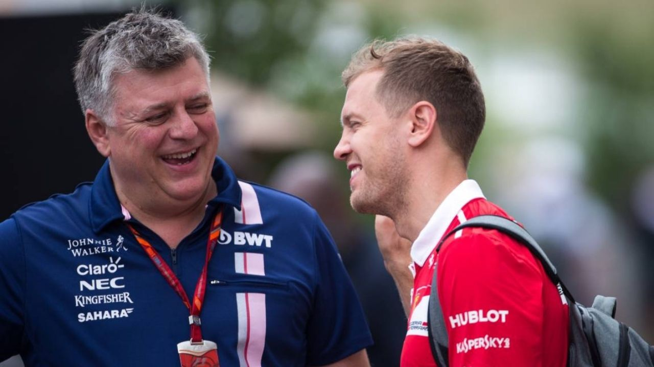 """""""That's why he is such an important signing for us""""— Otmar Szafnauer on Sebastian Vettel"""
