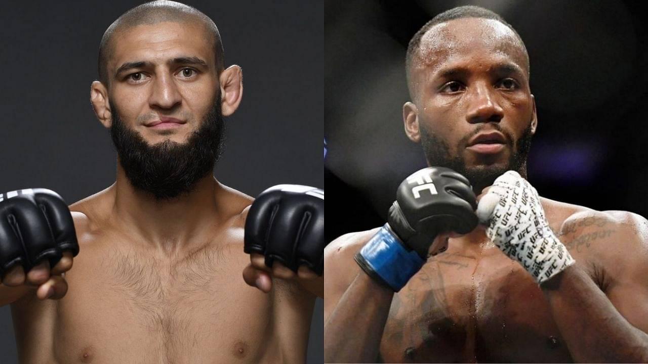 UFC News: Khamzat Chimaev Vs. Leon Edwards Rebooked For March 13, 2021