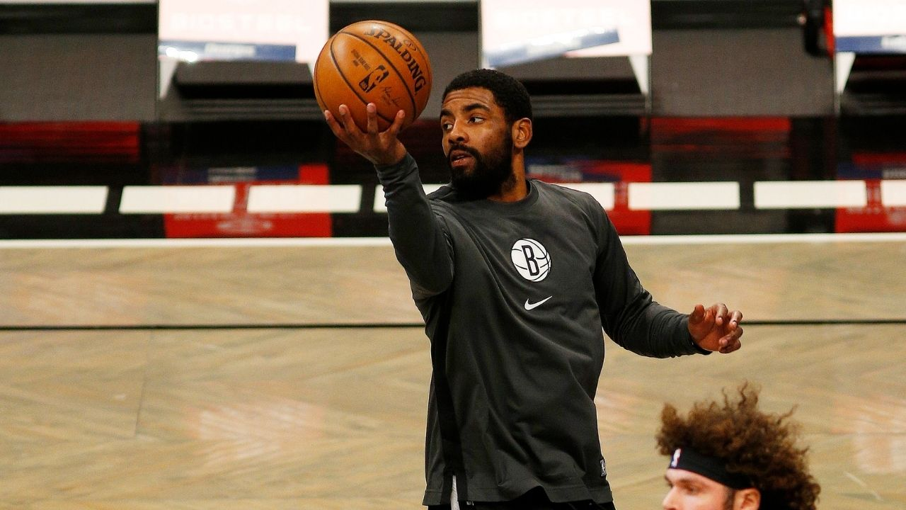 Is Kyrie Irving playing today vs Thunder? Nets release list of available players ahead of crucial game against Shai Gilgeous-Alexander and co