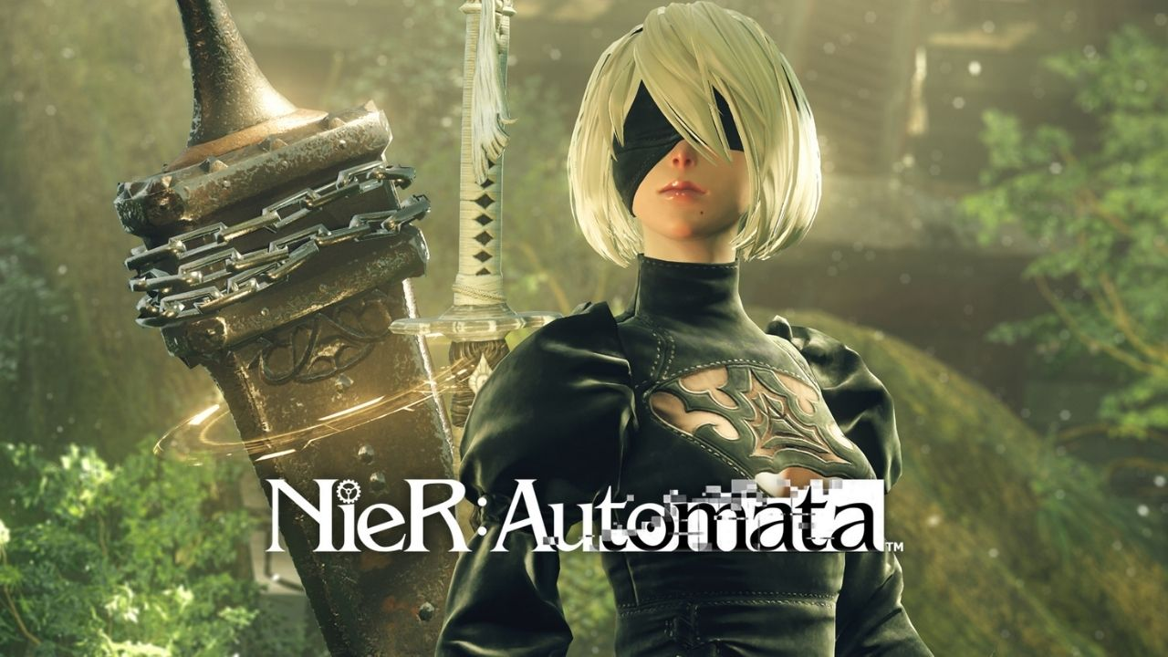 NieR: Automata has a cheat code in it that allows you to skip the entire game!