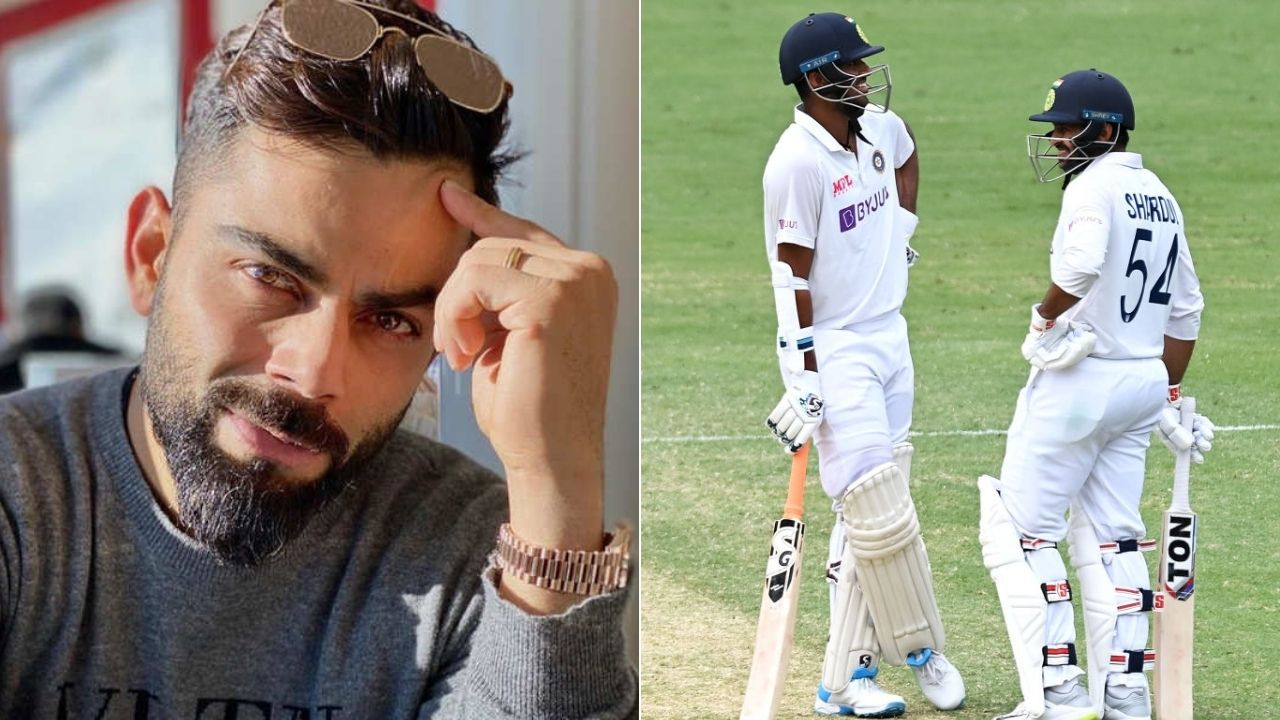 'Tula parat maanla re': Virat Kohli lauds Shardul Thakur in Marathi after Gabba heroic