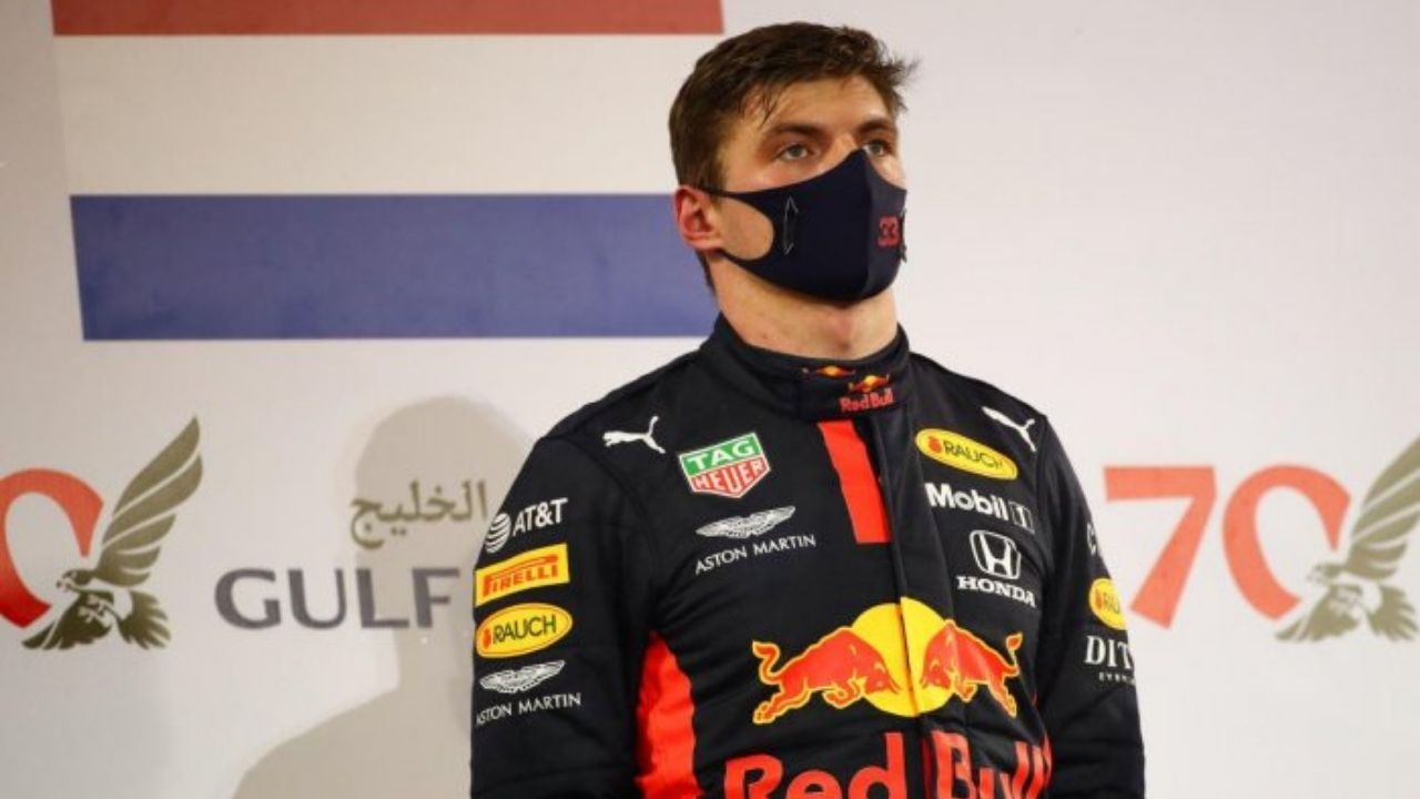"""""""People say time is ticking, but I'm very relaxed""""- Max Verstappen on ultimate F1 glory"""