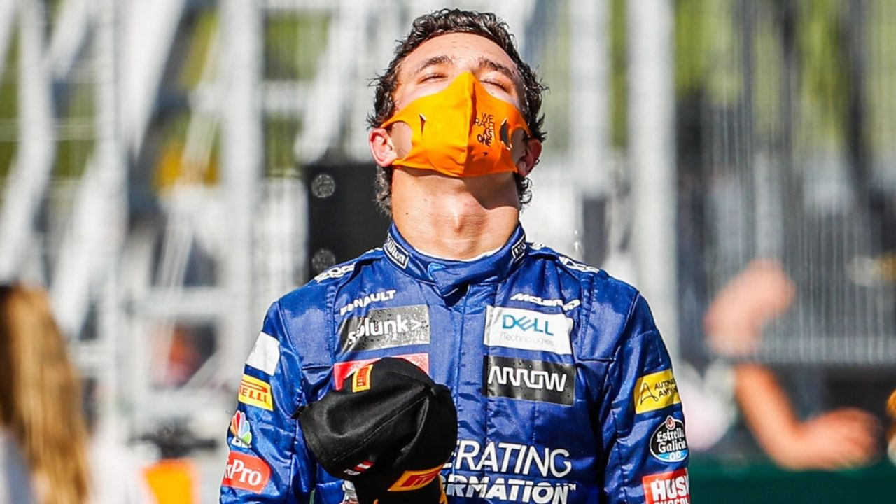 """""""I think the time has come for a qualitative leap""""- Lando Norris' honeymoon period at McLaren is over"""