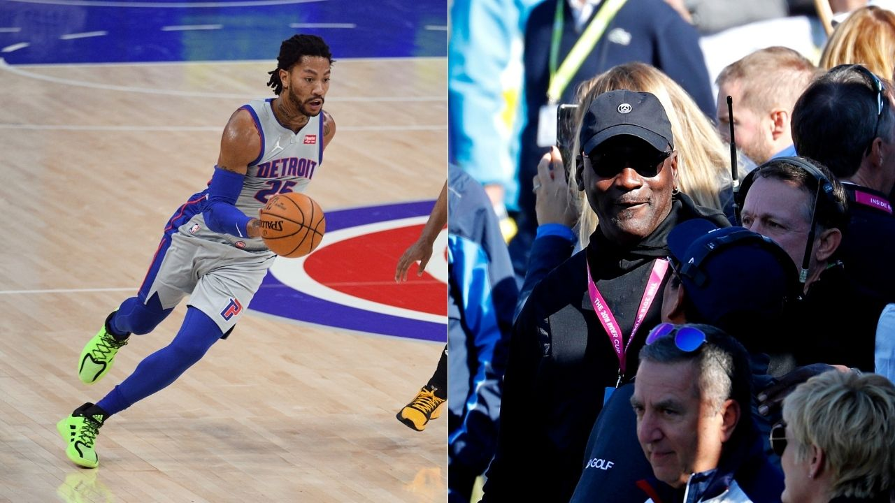"""""""Michael Jordan owns Pistons even after retirement"""": Bulls legend gets another W over Detroit 18 years after hanging up his boots in surprising fashion"""