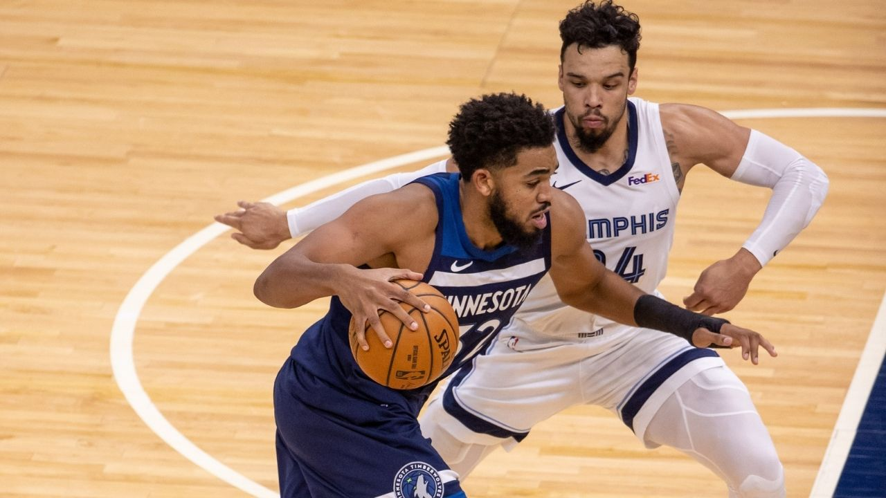 """""""Karl-Anthony Towns was hit by a drunk driver"""": Timberwolves star center reveals the worst experiences of his extended 2020 offseason"""