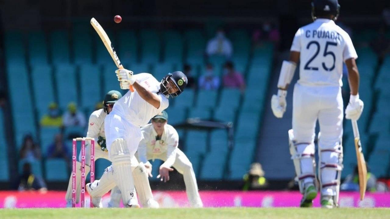 Rishabh Pant: Watch Pant smashes Nathan Lyon for massive six during Sydney Test