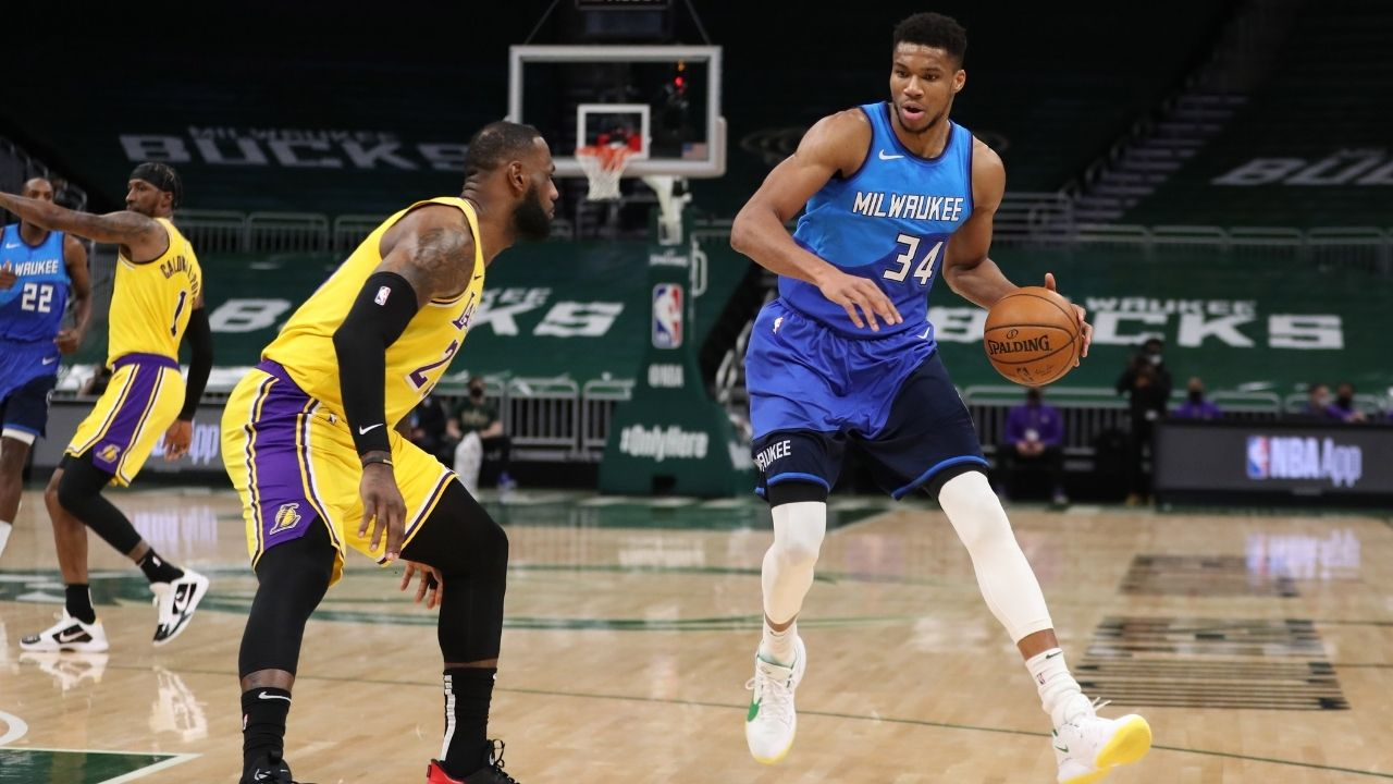 """""""Giannis Antetokounmpo is like a Shaq who needs his Kobe Bryant"""": NBA analyst explains why Bucks MVP cannot be their closer in their title pursuit"""