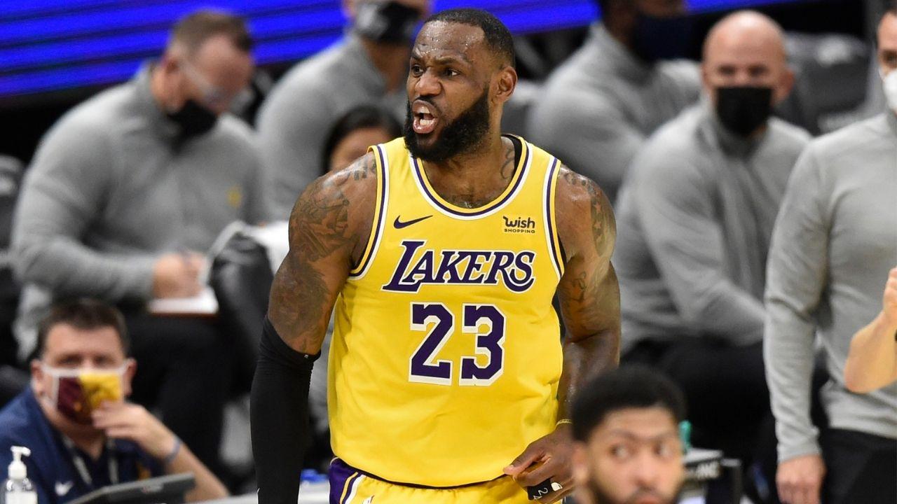 """""""When LeBron James is in that mood, we just get out the way"""": Anthony Davis reveals the moment when he knew his Lakers co-star would dominate the Cavs"""