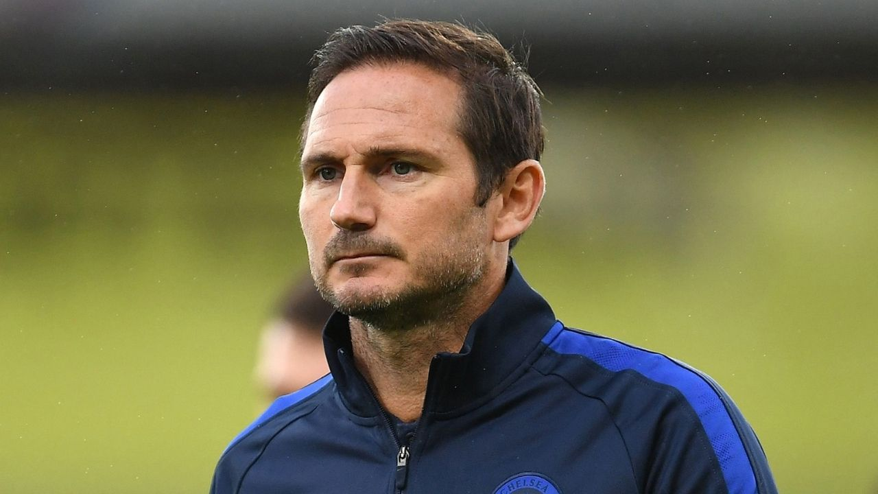 Chelsea boss Lampard: We're facing challenges; there's a lot to do here