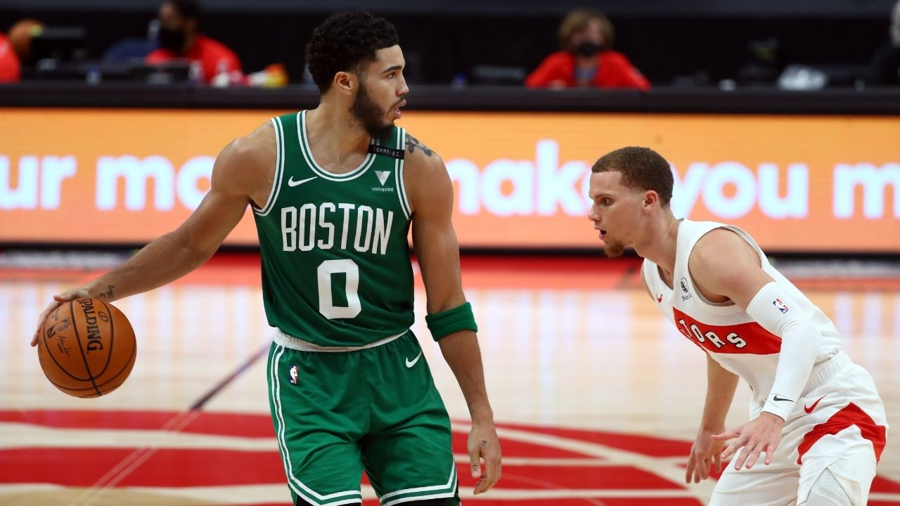 """""""Hol' up, he doesn't play like that normally"""": Celtics' Jayson Tatum reveals why he thinks the NBA bubble affected some rivals' performances last year"""