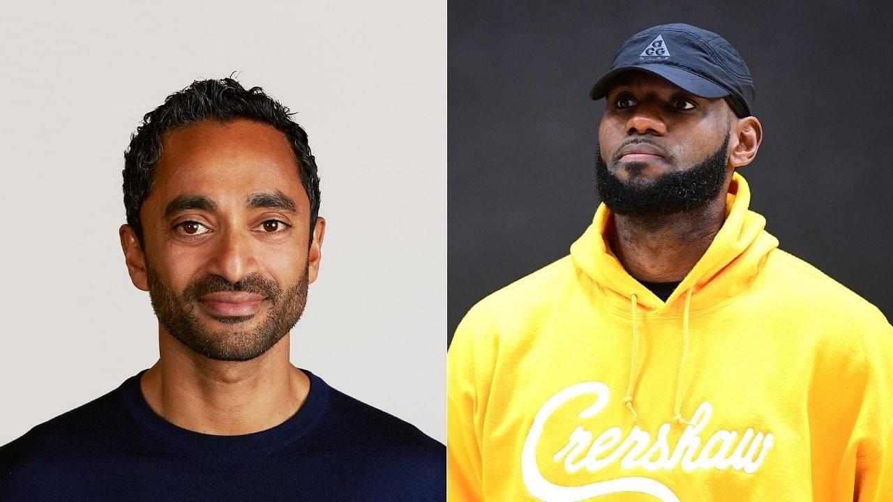 """I'll buy it with LeBron James"": Warriors minority owner Chamath Palihapitiya wants to buy Atlanta Dream from Senator Kelly Loeffler with Lakers star"