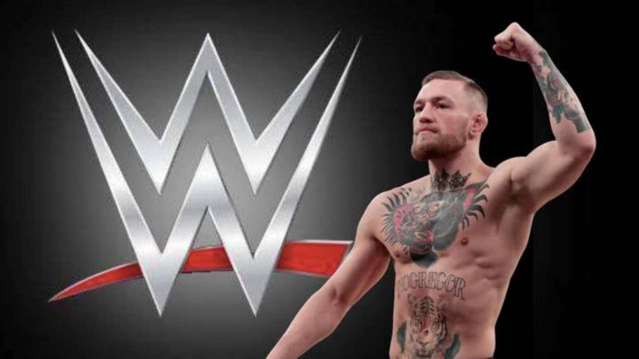 WWE star says he will give Conor McGregor the fight of his life