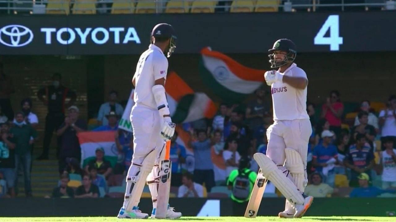 Rishabh Pant and Washington Sundar: Twitter reactions on Pant and Sundar registering victory in historic Gabba Test