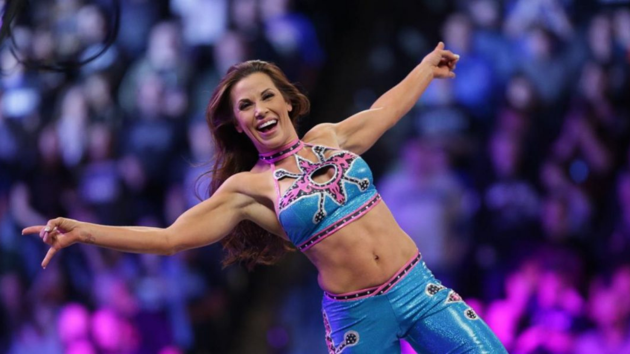 Mickie James responds to receiving an F on SmackDown star's tier list