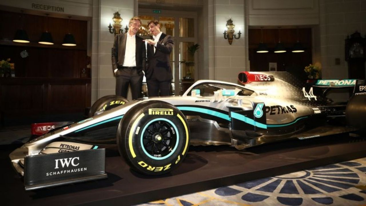 """We are looking at a turning point in Formula 1""- Toto Wolff claims Ineos deal is game-changer for Mercedes"