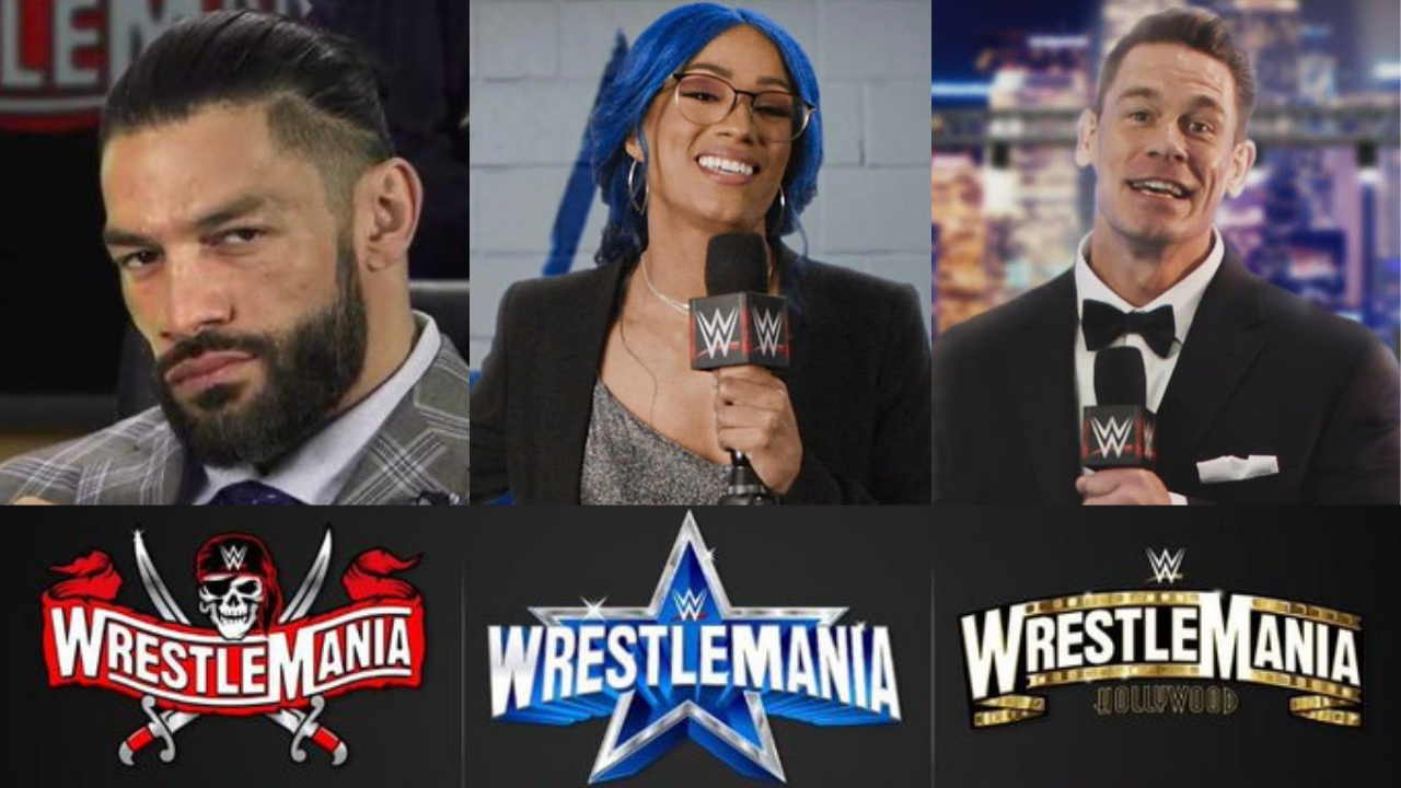 """Wrestlemania is going Hollywood in 2023"" – WWE announce next three Wrestlemania sites"