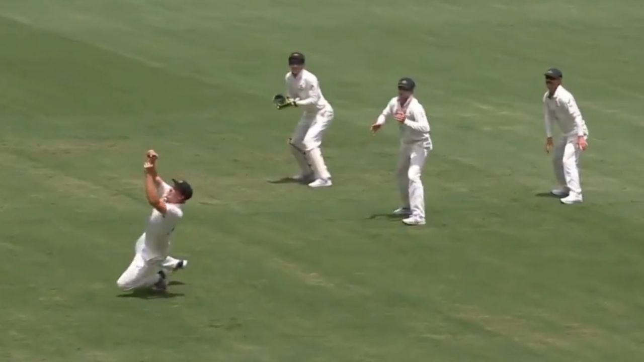 Rishabh Pant out: Watch Cameron Green grabs first-rate catch to dismiss Pant in Brisbane Test