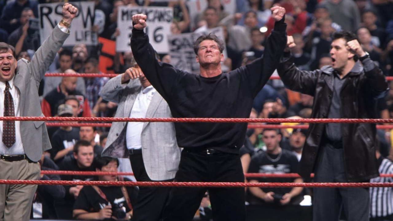 Vince Russo reveals why Vince McMahon booked himself to win WWE Royal Rumble 2 months in advance