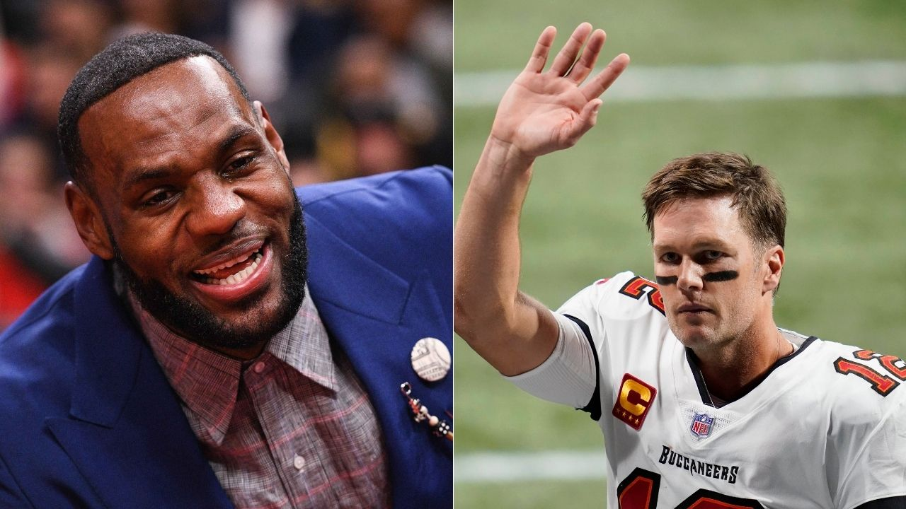 """""""LeBron James can never say he's a friend of Minister Farrakhan"""": Shannon Sharpe passionately explains how standards for white and black athletes are different"""