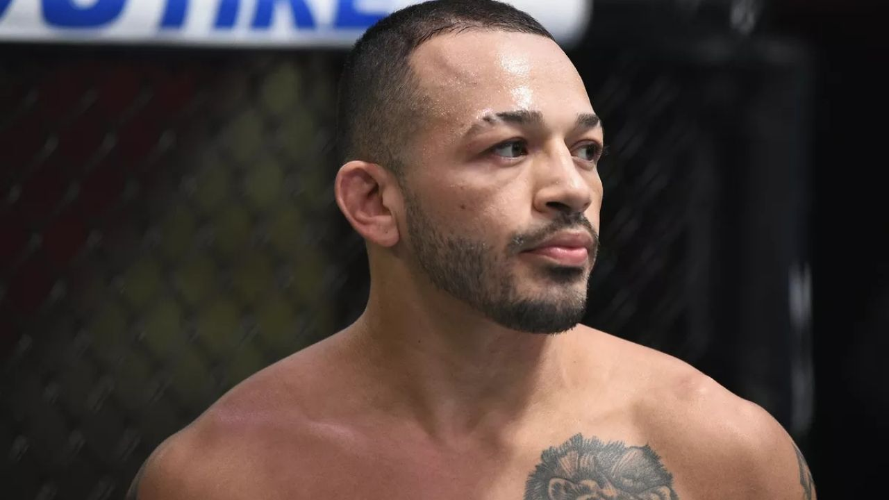 Who is Irwin Rivera?: The UFC Fighter arrested on charges of attempted murder