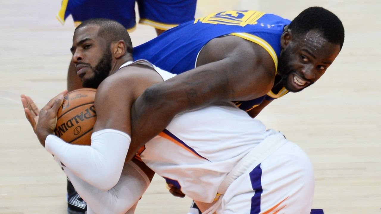 """""""Stop acting so emotional"""": Draymond Green's hilarious reaction to referees awarding him technical foul in loss to Chris Paul's Suns"""