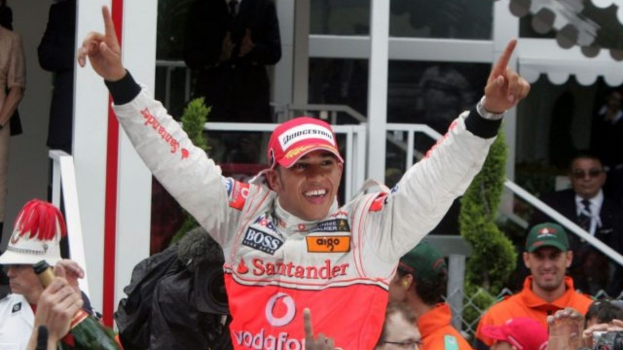 """""""I would still be a one-time world champion""""- Lewis Hamilton answer on what if he'd stayed in McLaren"""