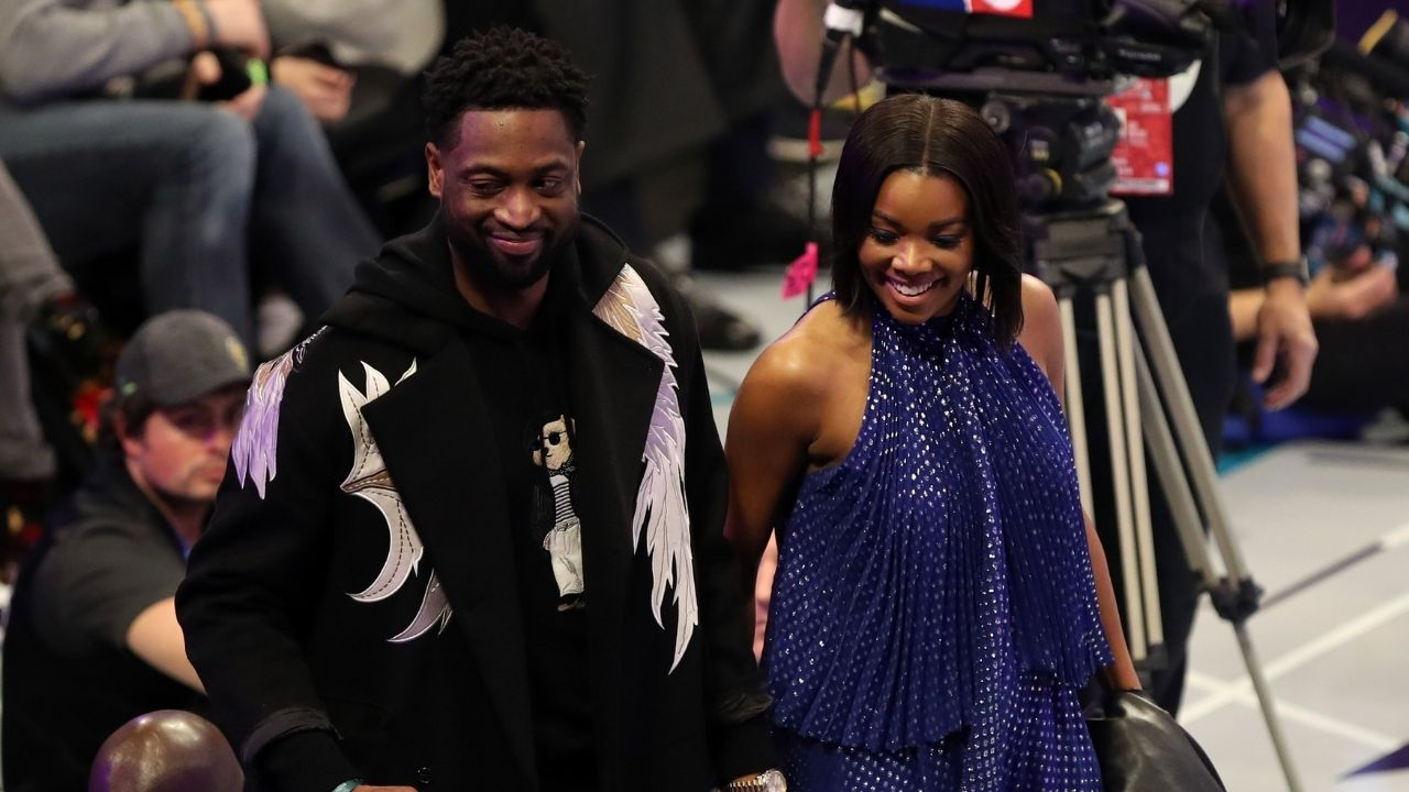 """""""Dwyane Wade wanted to open OnlyFans account with Gabrielle Union"""": Heat legend reveals how his plans for creating exclusive content got shot down by wife"""